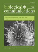 Biological Communications. Т.64. Вып.3. 2019